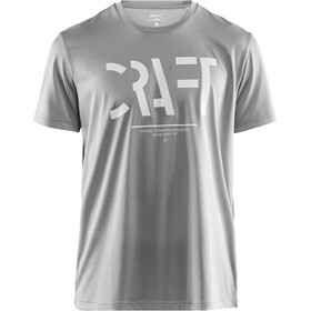 Craft Eaze Mesh T-shirt Heren, monument